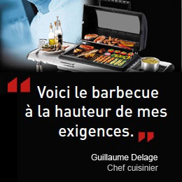 Guillaume Delage Barbecue