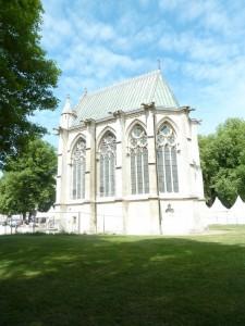 Abbaye de Châalis