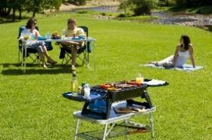 Barbecue de camping CampinGaz