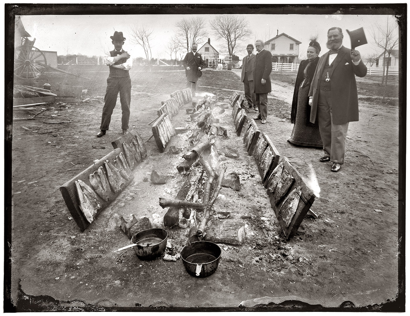 barbecue l histoire